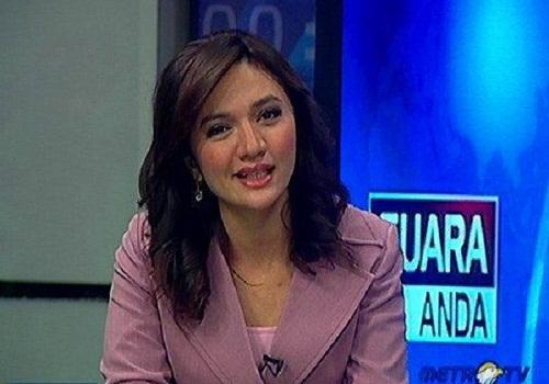 Fessy Alwi, News Anchor Beken 'Banting Stir' Jadi Notaris