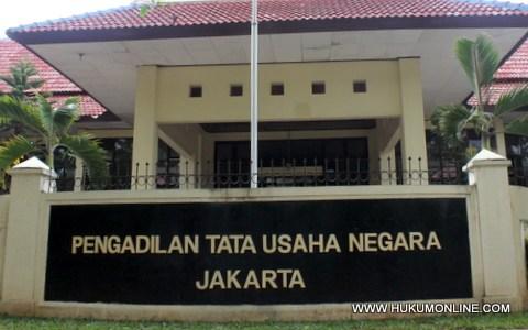 Gedung PTUN Jakarta. Foto Ilustrasi: Dokumen Hol
