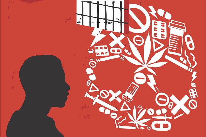 Belum Diadili, Terdakwa Malah Kembali Tertangkap Tangan Nyabu di Pengadilan