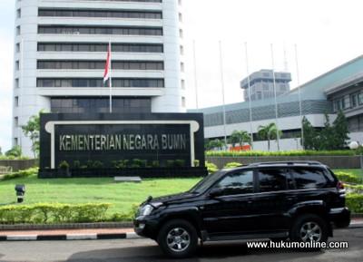 Dinilai 'Tabrak' Tiga UU, PP Holding BUMN Pertambangan Digugat ke MA