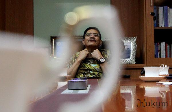 Ketua MA: Kejahatan Korporasi Tidak Bisa Dijatuhi Pidana Badan