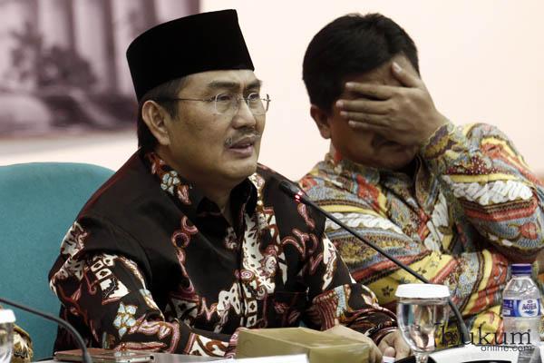 Jimly: Omnibus Law Pertama Semestinya RUU Pemindahan Ibukota Negara