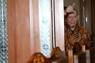 Keberatan La Nyalla  Ditolak Majelis Hakim