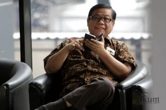Sekjen DPD RI Diperiksa KPK soal Irman