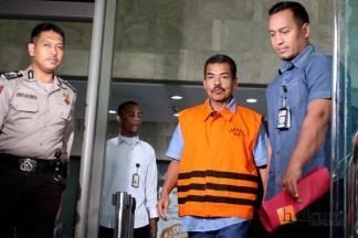 Jaksa Farizal Akhirnya Berompi Oranye