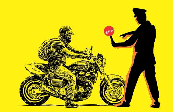 Pidana Bagi Sepeda Motor yang Melawan Arus