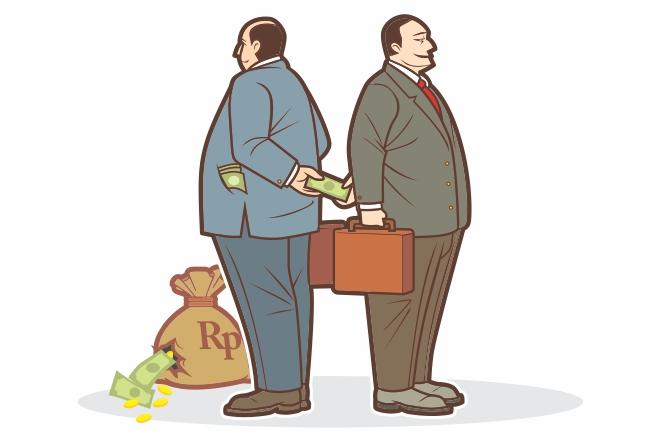 Uang Suap Rp6 Miliar Diduga untuk Seluruh Fraksi DPRD Jambi