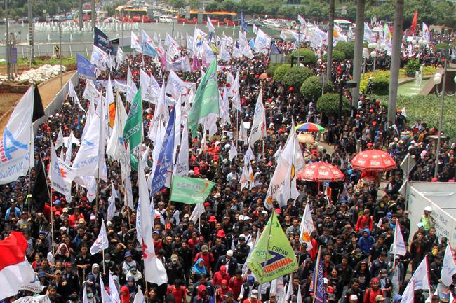 Catahu 2017, 3 Isu Ketenagakerjaan Ini Disorot LBH Jakarta