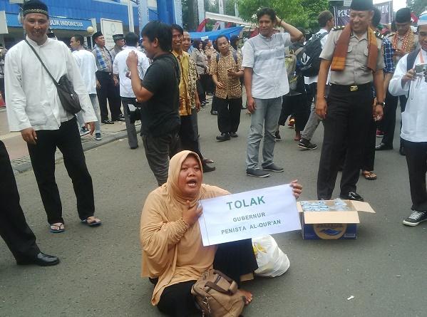 Sunita alias Nurul. Foto: ASH