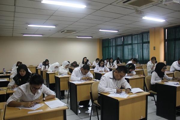 Ujian PPAT 2016. Foto: NNP
