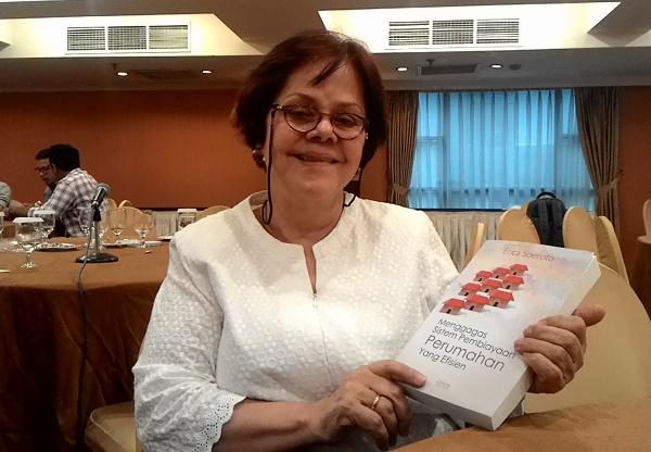 Erica Soeroto, Doktor Hukum Penggagas Pembiayaan Rumah Berbasis Pasar Modal