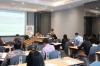 Tim dari Bank Indonesia memberikan materi