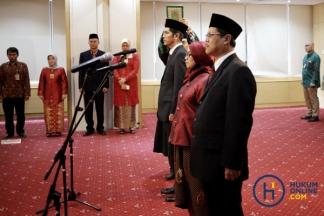 Ketua KPK Lantik 3 Pejabat Struktural Termasuk Jubir Baru