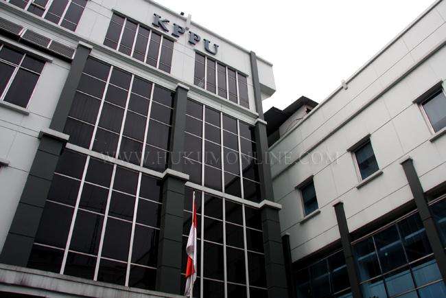 Gedung KPPU di Jakarta. Foto: RES