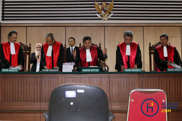 IKAHI-KY Tindak Lanjuti Dugaan Pelecehan Hakim Ahok