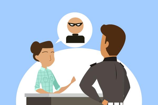 Pembuatan Berita Acara Pemeriksaan Saksi
