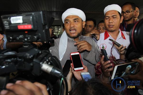 Advokat: Email dari Jaksa ke Habib Novel Pelanggaran Hukum