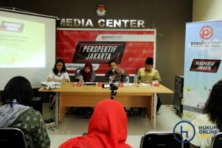 Jelang Debat Kandidat, KPUD Diskusi Bareng Pengamat