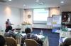 """Siti Martini dari Kementerian PUPR dalam Pelatihan Hukumonline 2017 """"Kendala dan Solusi Pengadaan Tanah untuk Bisnis dan Investasi serta Mekanisme Pembebasan Lahan"""" (9/2). Foto: Event & Training."""