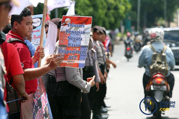 Pansus Pelindo II: Belum Diketahui Pihak yang Bertanggung Jawab atas Kerugian JICT