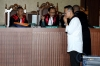 Fahmi menjadi terdakwa terkait kasus suap dalam proyek pengadaan monitoring satelit di Badan Keamanan Laut (Bakamla).