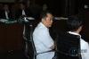 Sidang tersebut menghadirkan tiga saksi yang dihadirkan Jaksa Penuntut Umum dan salah satunya Arif Budi Sulistyo yang merupakan adik ipar Presiden Joko Widodo.