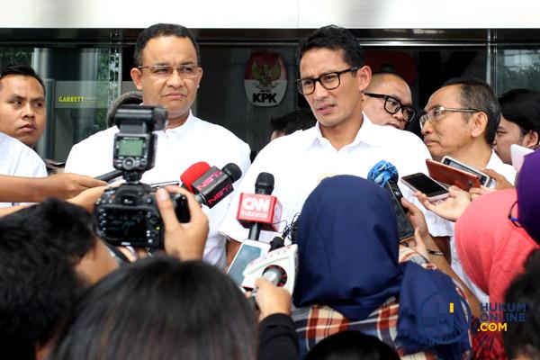 Sekilas tentang Kekhususan Gubernur Jakarta