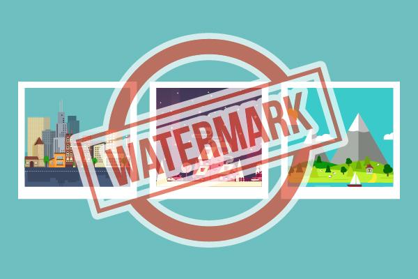 Pembubuhan Watermark dalam Karya Fotografi sebagai Identitas Pencipta