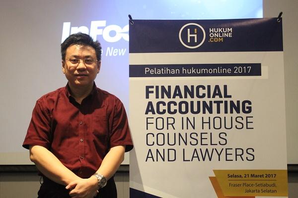 Ini Alasan Kenapa Lawyer dan In House Counsel Harus Paham Laporan Keuangan