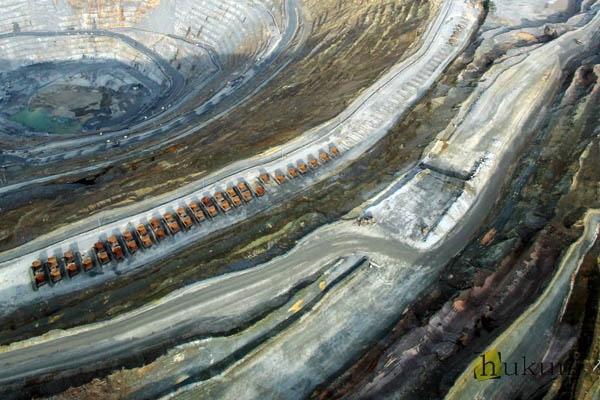 Holding BUMN Pertambangan 'Modal' Ambil Alih Divestasi Freeport