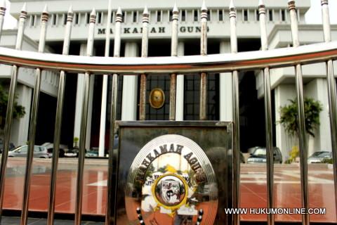 MA Berencana Naikkan Biaya Judicial Review 5 Kali Lipat