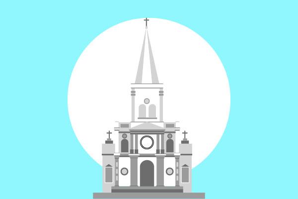 Hukumnya Mendirikan Rumah Ibadat di Mal