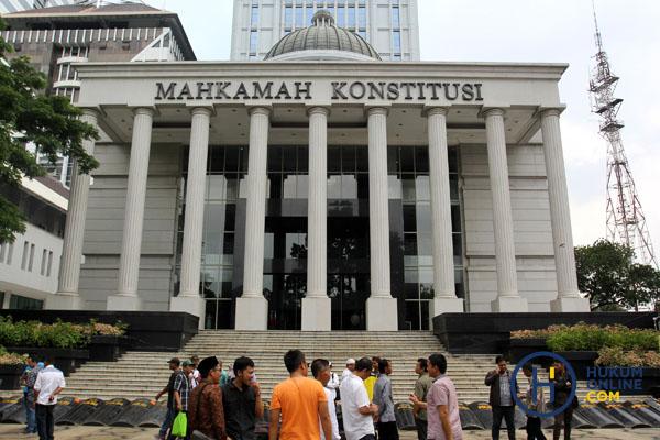 Gedung MK Jakarta. Foto: RES