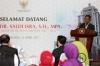 Seusai dilantik Presiden Joko Widodo, Saldi Isra resmi melengkapi jajaran hakim MK dengan menggantikan Patrialis Akbar yang diberhentikan secara tidak hormat terkait kasus dugaan suap.