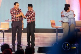 Warna Warni Debat Final Pilkada DKI Jakarta