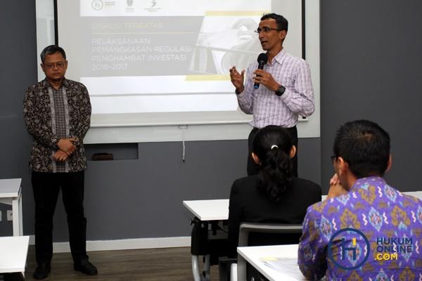Syukuran Kantor Baru, Hukumonline Gelar Diskusi Terbatas dan Launching Produk