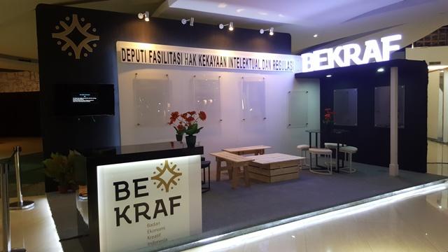 booth BEKRAF