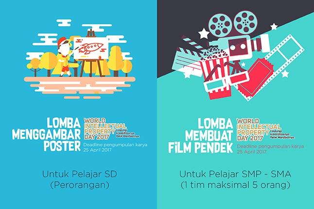 Mari Perangi Pembajakan Lewat Kompetisi Poster dan Film