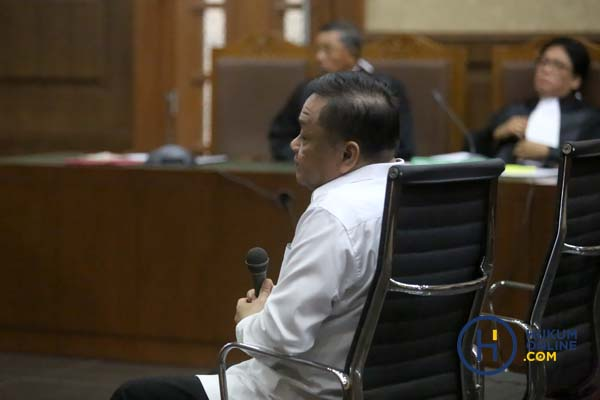 Divonis 4 Tahun Lebih, Mantan Deputi Bakamla Minta KPK Tangkap Ali Fahmi