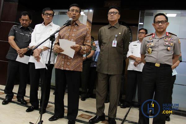 Komisi III DPR Sebut Terbitnya Perppu Ormas Karena Polri Tidak Tegas