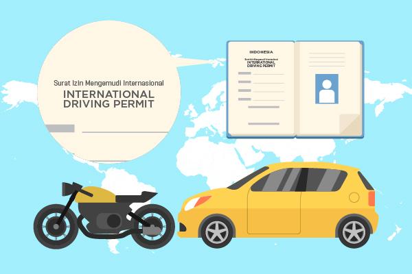 Dasar Hukum SIM Internasional