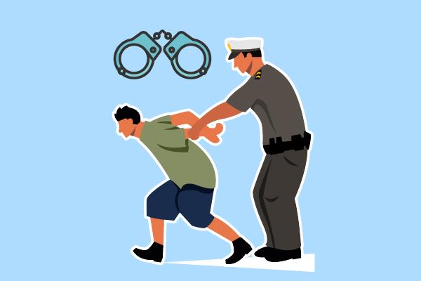 Bolehkah Dilakukan Penangkapan Terhadap Tersangka Pelaku Pelanggaran?
