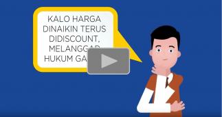 [Video] Begini Hukumnya Diskon Palsu!!