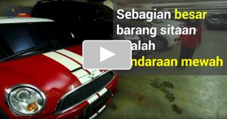 [Video] Dilema Perawatan Kendaraan Mewah Sitaan KPK