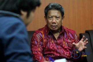 Ketum IKAHI Suhadi dan Problematika Seputar Status Hakim