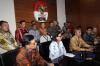 Kedatangan lembaga tersebut bertujuan untuk memberikan dukungan kepada KPK dalam memberantas korupsi di setiap sektor.
