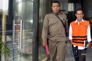 Tersangka Kasus Suap DPRD Mojokerto Jalani Pemeriksaan Perdana