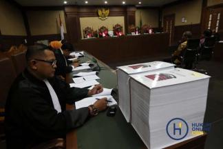 Dua Terdakwa Korupsi e-KTP Jalani Sidang Tuntutan