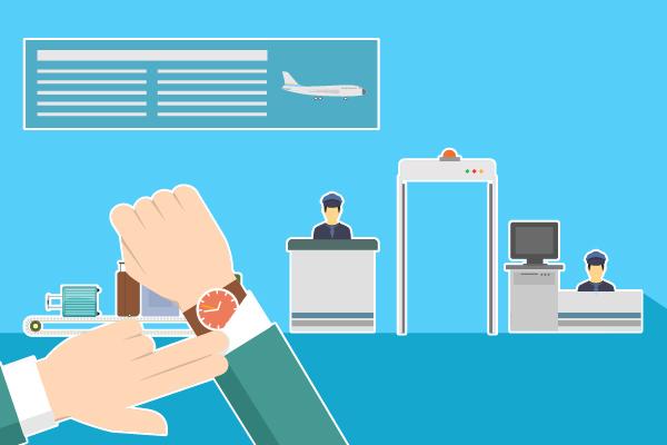 Aturan yang Mewajibkan Penumpang Melepas Jam Tangan Saat Masuki X-Ray  Bandara