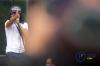 Dalam konser tersebut, mereka menyuarakan penolakan terhadap pelemahan KPK melalui hak angket DPR.